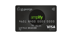 Amplify Qantas Signature Card: 90,000 Qantas Points ($6,000 Spend in 90 Days), $139 1st Yr Fee, New Customers @ St George Group