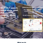 [WA] 10% off Mobile and Laptop Repairs and Free Tempered Glass for iPhones for all Walk-in Customers @ Mr. Tech (Midland)