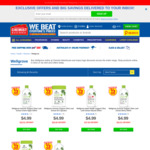 Up to $37 off: Wellgrove Immune Support Series $4.99ea - $0 C&C @ Chemist Warehouse & Spend $20 via Coupon Delivered @ MyChemist