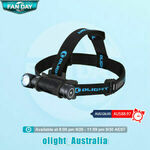 Olight Multiple Perun 2 LED Headlamp 2500 Lumens $88.86 + Free Shipping @ Olight_australia eBay