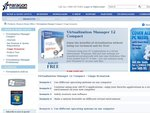 Free Paragon Virtualisation Manager 12 Compact (Requires Facebook like)