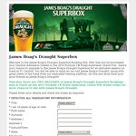 F1 Grand Prix Melbourne - Gen Admin Ticket holders - Upgrade to James Boags Superbox for 1 hr!