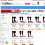 DealsDirect - Womens Tights 2 Pairs $1.99 Delivered ($1 Each)
