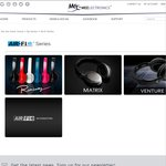 OzBargain Exclusive: MEElectronics Wireless Headphones / Headsets from $44.99 + Postage