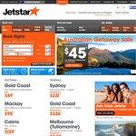 JETSTAR Sales - Melb-Tokyo RETURN Direct <$600 Valentines Sales