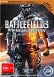 [EB Games] Battlefield 3 Premium Edition PC- Game + Premium $18.00