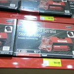 Sidchrome 28 Piece Tool Set and Storage Bag + Hat at Bunnings for $50 [Clearance Item]