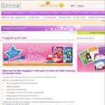FREE Huggies Pull-Ups, Toilet Training Reward Chart and Stickers