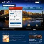 Delta - Sydney to South America (Via USA) ~ $1200