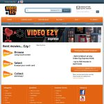 $10 Credit for Video Ezy Express Kiosks