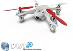 Hubsan X4 H107D Video Camera Helicopter with FPV Transmitter, $169 Delivered @ DWI