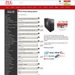 PLE Custom Built GTX970 Gaming System - SLI Ready $1190 (Not Available in WA)
