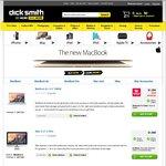 "Dick Smith: MacBook Pro Retina Display 15"" Sale (from $2499, Save $300)"