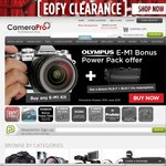 CameraPro 10% off Lenses