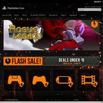 Playstation US Flash Sale - Wolf Among Us (PS4 $6.25/PS3 $3.75) Transistor (PS4 $5) USD