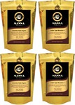 4 x 480g Coffee Fresh Roasted Specialty Single Origins $59.95 + Free Shipping @ Manna Beans