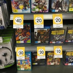 Splatoon Wii U + More $30 | Xbox 360 Games from $5 | Xbox 1, PS3, PS4 Games from $10 @ Kmart