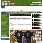 Black Friday Deals - $5 off $50 Spend, $10 off $100, $15 off $150, $20 off $200 Marketsports