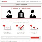 6 Months of Free LAST PASS Premium for.edu or .edu.au Email Holders (Online Password Manager)