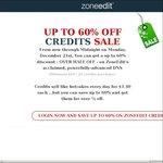 ZoneEdit 60% Discount till December 21