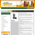Grainfather Grain Mashing System $999 + Postage from Aussie Brewmakers
