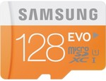 Samsung EVO 128GB MicroSD $65 Delivered @ PC Byte