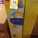 BESTWAY 240cm Kids Pool ($15), 366cm Inflatable Pool ($20) @ Kmart Chatswood NSW