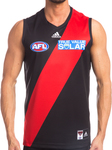 Adidas Men's Essendon FC Replica Official Home Guernsey $27.99 (RRP $69.99) @ COTD