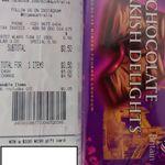 Walkers Turkish Delight 150gram $0.50 (Was $3) @ Big W Blacktown NSW [Others?]