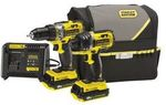 Stanley Fatmax 18V Drill Driver & Impact Driver Kit $125 + Other Deals @ Masters (In Store)