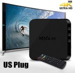 MXQ 4K RK3229 Quad-Core Android TV Box US $26.61 (AU ~ $35) Delivered @ Everbuying (New Account)