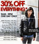 35% off Everything at Roger David- One Day Only