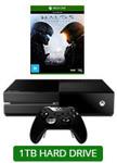 1TB SSHD Xbox One Elite Console + Halo 5: Guardians - $398 @ EB Games