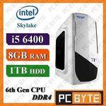 PC - i5 6400 2.7GHz, 8GB DDR4, 1TB HDD, DVD - $511.20 Delivered @ PC Byte eBay