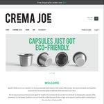 Free Shipping Storewide @ Crema Joe