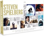 Steven Spielberg Directors Collection Blu-Ray - £16.98 Shipped (~AU$28.65) @ Zavvi UK (Possibly $25.79 for New Members)