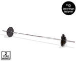 Barbell Set (Long or Curl bar) $59.99 a Set @ ALDI