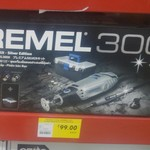Dremel 3000 Silver Kit $90 @ Bunnings