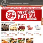 Dish'd Closing Down Sale: Up to 80% off Everything (Meals from $2) [MEL In-store Only Now]