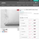 Adairs Mercer & Reid 1000tc Cotton Sheet Sets from $55.49 (Single) or $93.49 (Queen) - UPDATED with $30 Discount Coupon