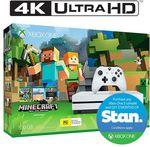 Xbox One S 500GB Minecraft Favourites Bundle (C&C) $228.65 @ eBay Target