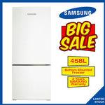 Samsung 458L Bottom Mount Refrigerator Fridge Freezer SRL453DW - $765.90 Pickup (Sydney) @ Repo Guys