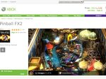 Xbox 360 Pinball FX2 Full Game Free to Download