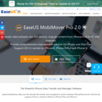 EaseUS MobiMover Free License (Save $39.95)