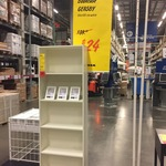 Gersby Bookcase $24 (RRP $39.99) @ IKEA Tempe NSW