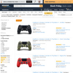 PS4 DualShock 4 Controller V2 Various Colours for USD $41.5/AUD $57.12 Shipped @ Amazon