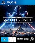 [PS4/XB1] Star Wars Battlefront 2 - $44.99 (Inc 2 Day Delivery) @ Amazon AU