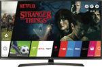 """LG 55UJ634T 55"""" 4K Ultra HD LED LCD Smart TV - $943.35 C&C The Good Guys / $988.35 Delivered Videopro Online @ eBay"""