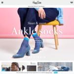 Happy Socks 30% off + Free Shipping