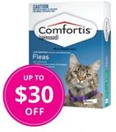 Comfortis Green 12 Pack (Cats&Dogs) $109.95 @ petcareshop